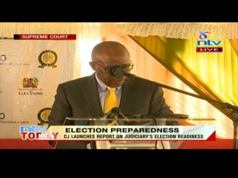AG Githu Muigai: Reciprocate the confidence the public has in the judiciary