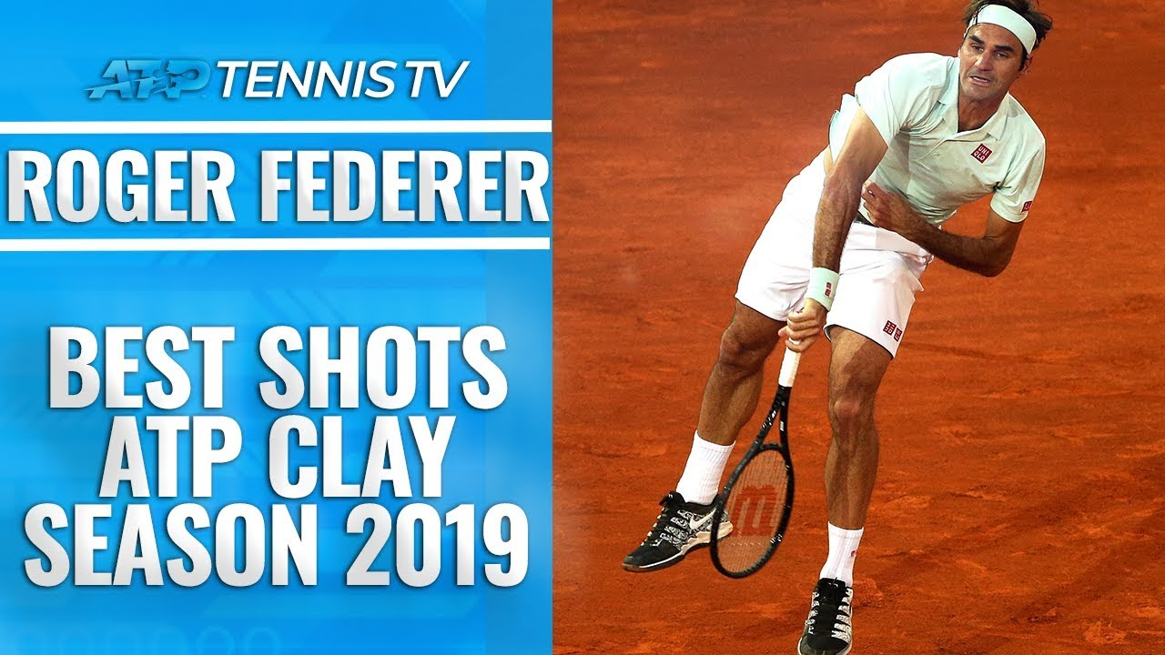 Roger Federer: Best Shots from...