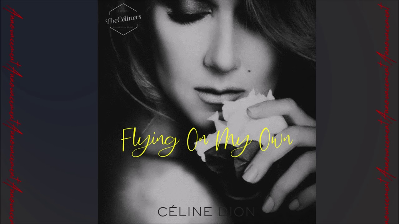 Watch Celine Dion Debut Flying On My Own in Las Vegas