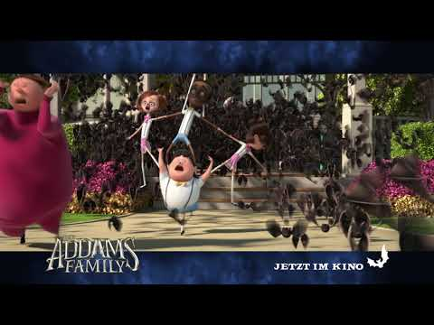 DIE ADDAMS FAMILY - Jetzt Im Kino Auch In 3D [HD]