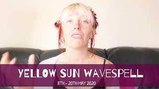 Loving Ourselves Whole - 2020 Mayan Dreamspell Astrology - 8th May - Yellow Sun Wavespell