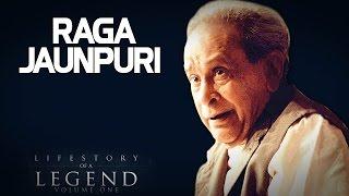 Raga Jaunpuri | Album: Lifestory Of A Legend, Bhimsen Joshi