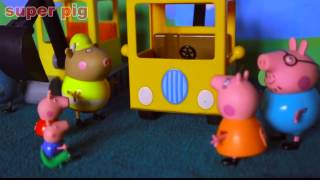 Приключения Свинки Пеппы Машинки Свинка Пеппа