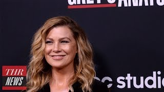 Ellen Pompeo Talks 'Grey's Anatomy,' Her $20 Million Paycheck, Time's Up Movement | THR News