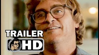 DON'T WORRY, HE WON'T GET FAR ON FOOT Official Teaser (2018) Joaquin Phoenix, Jonah Hill Movie HD