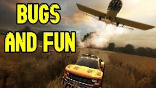 The crew | bugs and fun