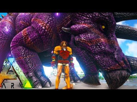 ARK: Annunaki - NEW WARRIOR SPINO! 💀 TAME THE JURASSIC BOSS! (52) - Ark Survival Evolved