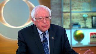 Sen. Bernie Sanders says GOP is