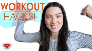 5 Workout Hacks | Michelle from Millennial Moms
