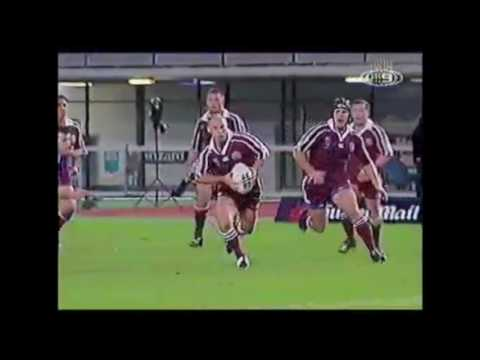 Top 5 Facts About the Last Time JT Didn't Play Origin - NRL