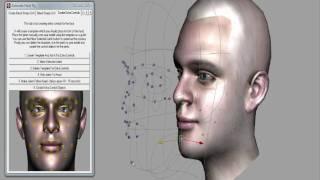 Automatic Facial Rig - Gavin Thomas | Gavin Thomas