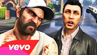 �������� ���� 'Official' Grand Theft Auto 5 Music Video! ������