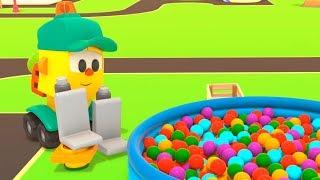 Развивающие мультики про машинки для мальчиков. Магазин Грузика Серия 2