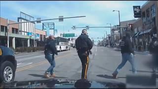 Работа Американских полицейских || Подборка 18+ #1