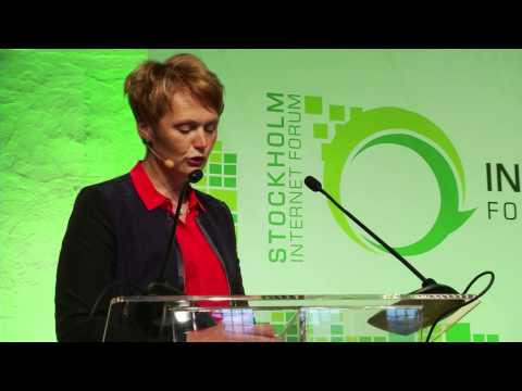 SIF14: Opening Address -- Anna-Karin Hatt, Minister for Information Technology and Energy