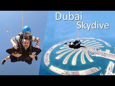Skydive Dubai Palm Jumeirah – May 2021