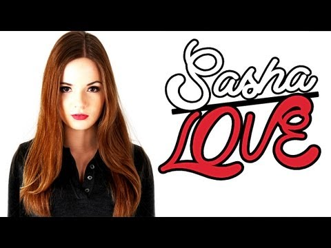 Love Первая Собственная Песня Саши Спилберг (15 лет)