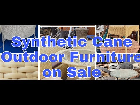 Synthetic Cane Furniture On Sale | Cheap Furniture