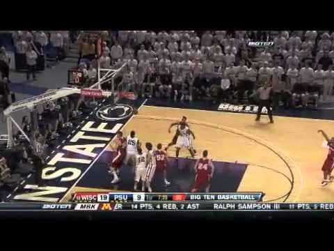 Wisconsin Badgers Basketball 2010-11 Highlights