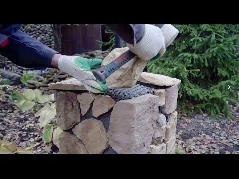 Клей для природного и искусственного камня Quick-mix FBK.
