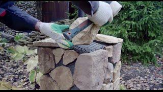 видео герметик для натурального камня