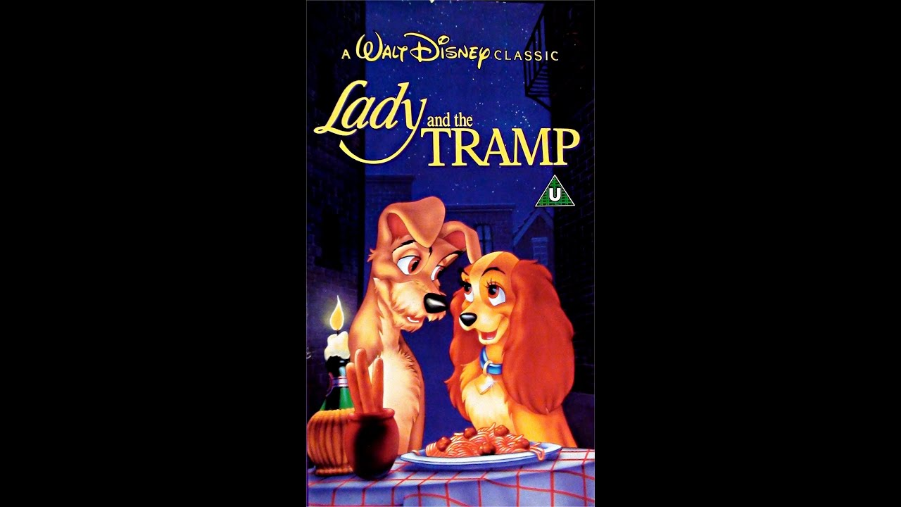 Digitized opening to Lady and the Tramp (UK VHS - version ...