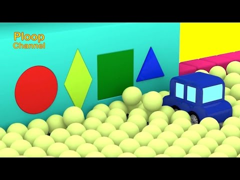 Thumbnail: Cartoon Cars - POOL BALLS! - Cars Cartoons for Children - Childrens Animation Videos for kids
