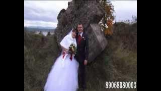 свадебный креативный видео клип верхняя тура 2.avi