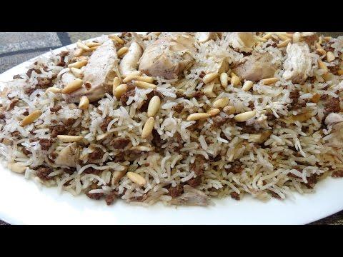 How to make Rezz Blahem (Rice with meat)