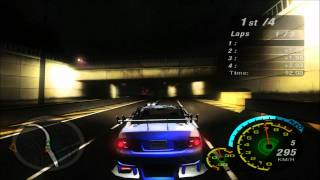 Need for Speed Underground 2 - Gameplay - Full HD Extreme Reality Patch