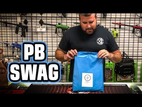 November PB Swag Bag is Ruthless | Lone Wolf Paintball Michigan