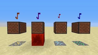 If Minecraft Note Blocks Were All Wrong