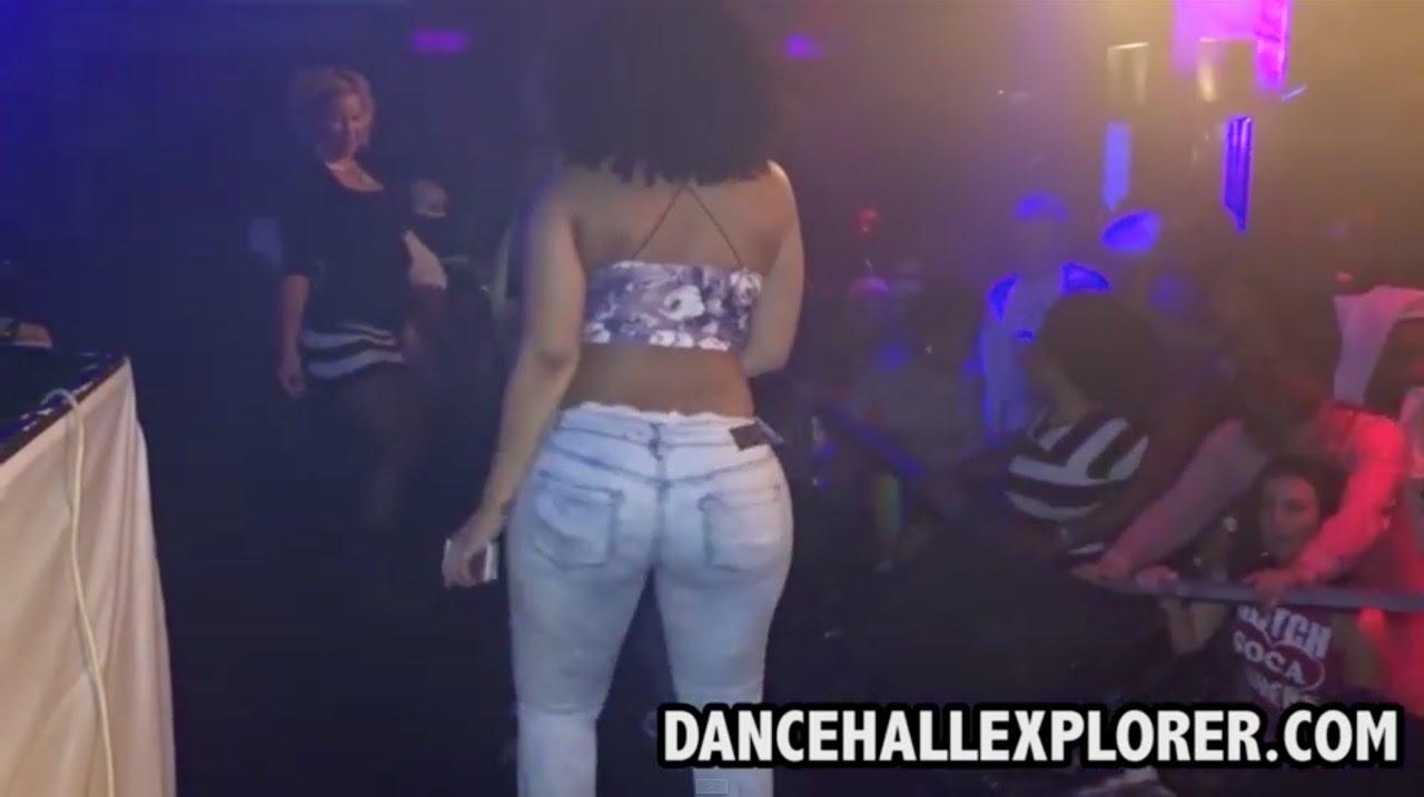 SOCA VS DANCEHALL PARTY REPORT 27 FEB 2015