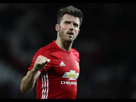 Tributes to Michael Carrick