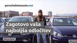 Rabljena vozila Porsche Inter Auto Das WeltAuto - Zagotovo vaša najboljša odločitev