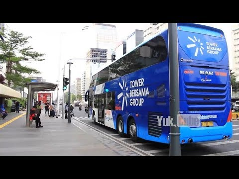 One Day Trip with Jakarta City Tour (Free Bus)