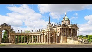 متنزهات قصور سانسوسي في بوتسدام بألمانيا Historic Potsdam Park Sanssouci , Germany