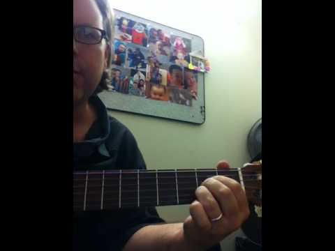 Bartender by Rehab verse guitar lesson