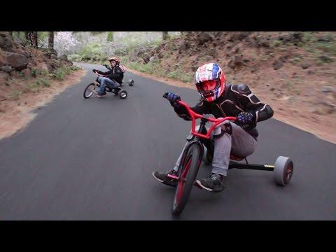 Navidades - Matrakas Drift Trike