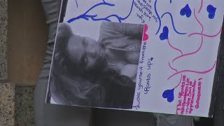 Friends, family rally in honor of transgender woman killed on city's east side
