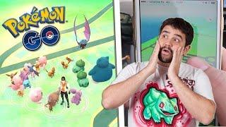 ¿Donde encontrar más Pokémon en Pokémon GO? - Keibron Gamer