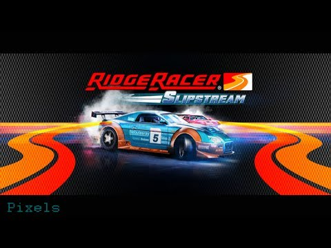 Ridge Racer Slipstream - New Car Unlocked