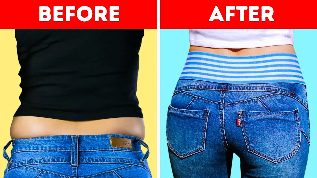25 JEANS HACKS TO KEEP YOU LOOKING FLY 5