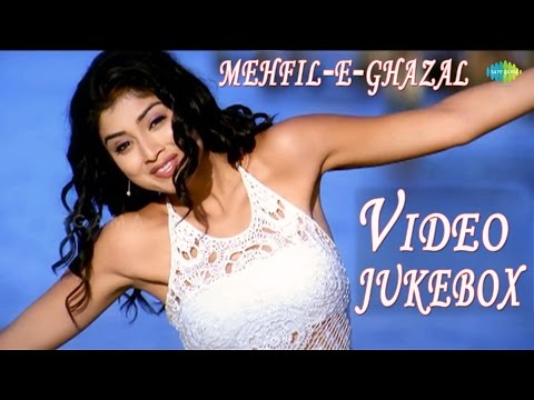 Mehfil-e-Gazal | Video Jukebox | Jagjit Singh, Lata Mangeshkar, Talat Aziz |