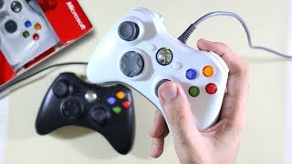 Cheap Windows Xbox & PC Controller (Unboxing & Review)