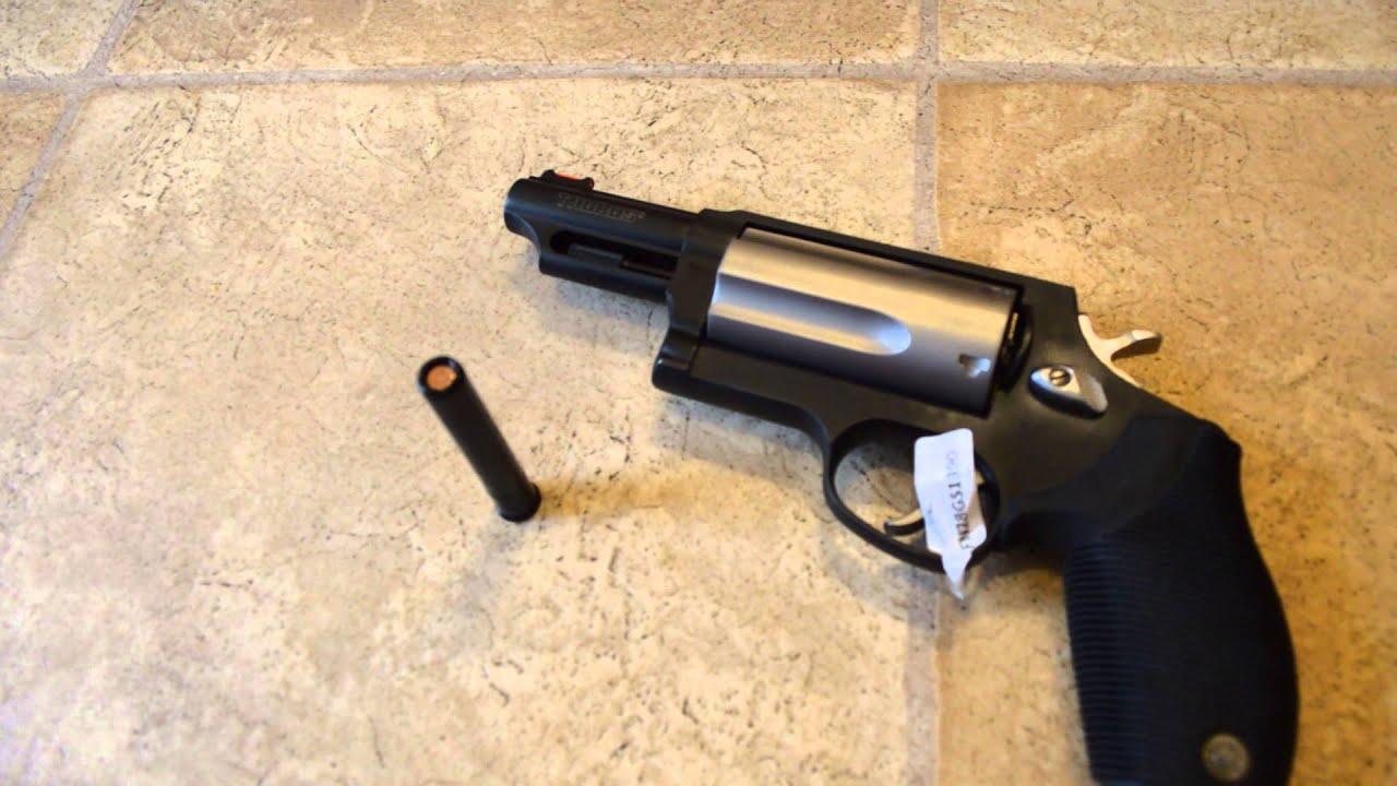 Best Home Defense Ammo For Taurus Judge