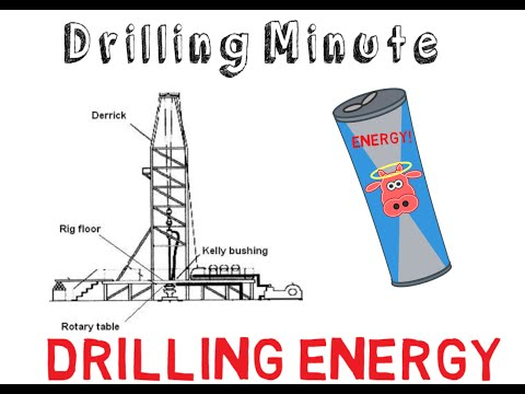 Ulterra Drilling Minute 101: Drilling Energy