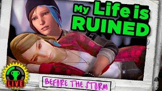 RACHEL'S REAL MOM?! | Life is Strange: Before the Storm Episode 3