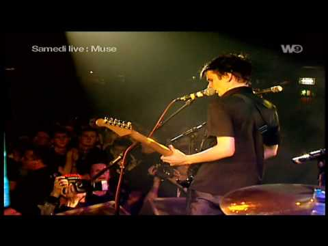 Muse - Plug In Baby Live @ London Astoria 2000 [HD]