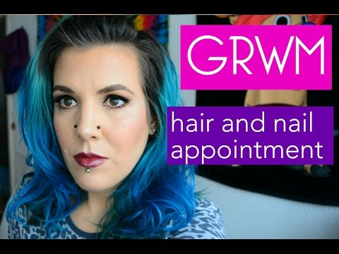 GRWM HAIR AND NAIL PARLOR